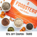 Foodsterr 10% Off Coupon Code