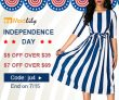 Modlily Independence Day Deal