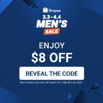 Shopee SG Mens Sale