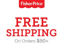 Fisher Price Free Shipping Deal