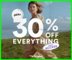 30% Off Everything Via Cotton On