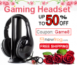 Newfrog Gaming Headset Coupon Code