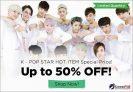Koreanmall Kpop Star Hot Item Deal