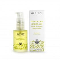 Acure Organics Moroccan Argan Oil Review & Coupon Code