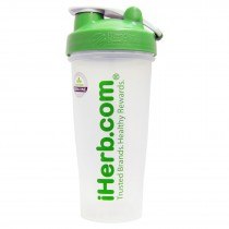 iHerb Blender Bottle with Blender Ball Review & Coupon Code