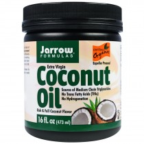 Jarrow Formulas Organic Extra Virgin Coconut Oil Review & Coupon Code