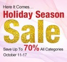 LightInTheBox Holiday Season Sale – Up to 70% Off