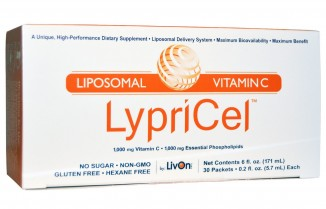 LypriCel Liposomal Vitamin C Review & Coupon Code