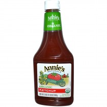 Annie's Naturals Organic Ketchup Review & Coupon Code