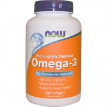 Now Foods Omega-3 Review & Coupon Code
