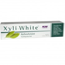 Now Solutions Xyli-White Toothpaste Gel Review & Coupon Code