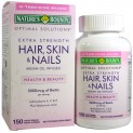 Nature's Bounty Optimal Solutions, Hair, Skin & Nails, Extra Strength Review& Coupon Code
