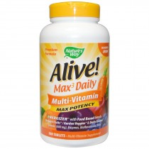 Nature's Way Alive! Max Potency Multi-Vitamin Review & Coupon Code