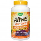 Nature's Way Alive! Max Potency Multi-Vitamin Review & Coupon Code