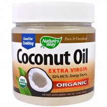 Nature's Way Organic Coconut Oil Review & Coupon Code
