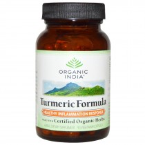 Organic India Turmeric Formula Review & Coupon Code