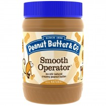 Peanut Butter & Co. Smooth Operator Creamy Peanut Butter Review & Coupon Code