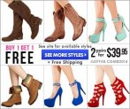 "Just Fabulous New Member Exclusive ""Buy 1 Get 1 Free"" Deal"