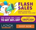 Lazada SG Flash Sales 2018