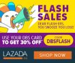 Lazada SG Flash Sales 2018