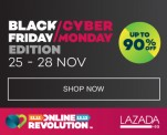 Lazada SG Black Friday Deal