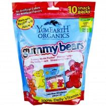 YumEarth Organics Gummy Bears Review & Coupon Code
