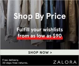 Zalora HK Mid Season Sale