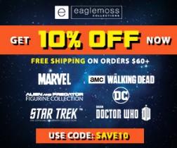 Eaglemoss 10% Off Discount Code