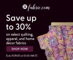Fabric.com Black Friday Sale