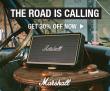 Marshall Headphones Limited Offer – 30% off all Marshall® Portable Speakers