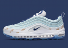 "Now Available: Nike Air Max 97 Golf NRD ""Wings"""