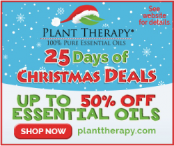 Plant Therapy 25 Days of Christmas Deals