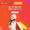 Aliexpress 11-11 Deal