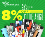 Heaven Gifts 8% Off Coupon Code