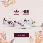 Adidas x HER Studio London Stan Smith